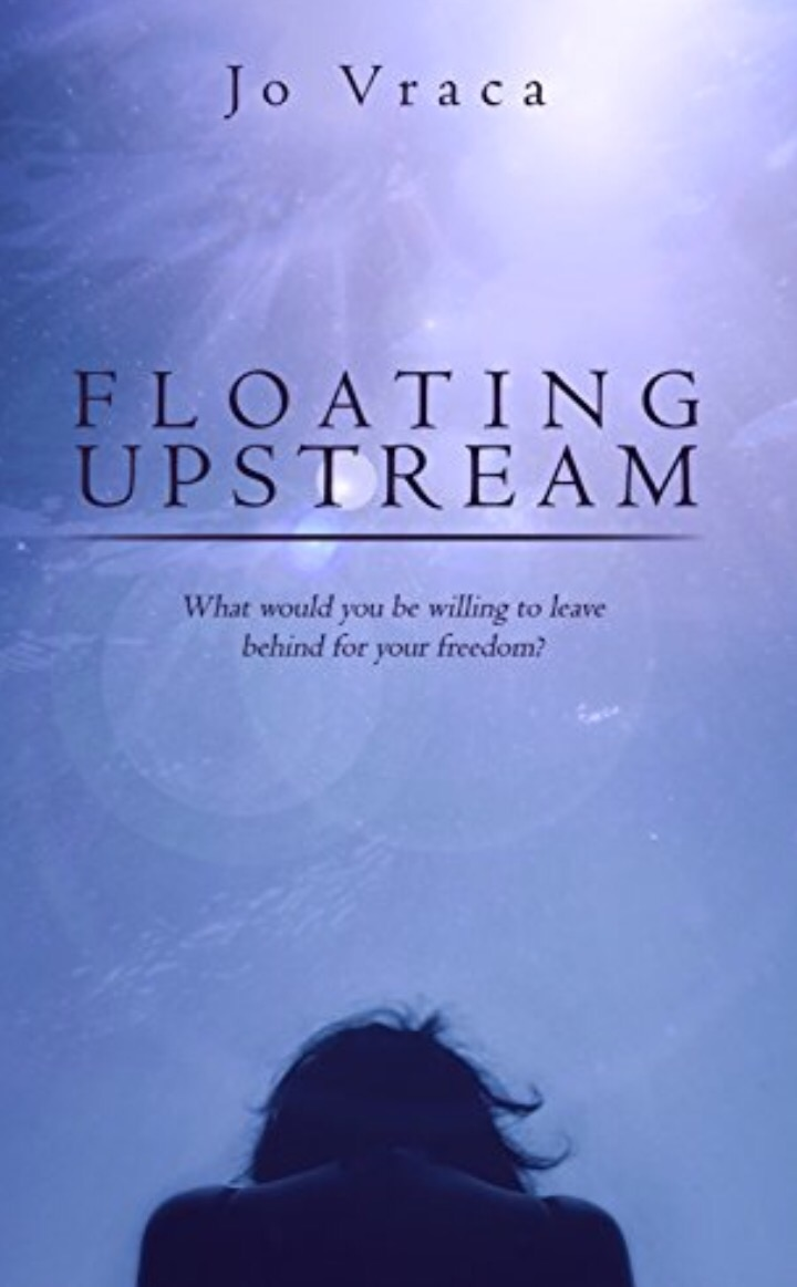 Floating Upstream, by JoVraca