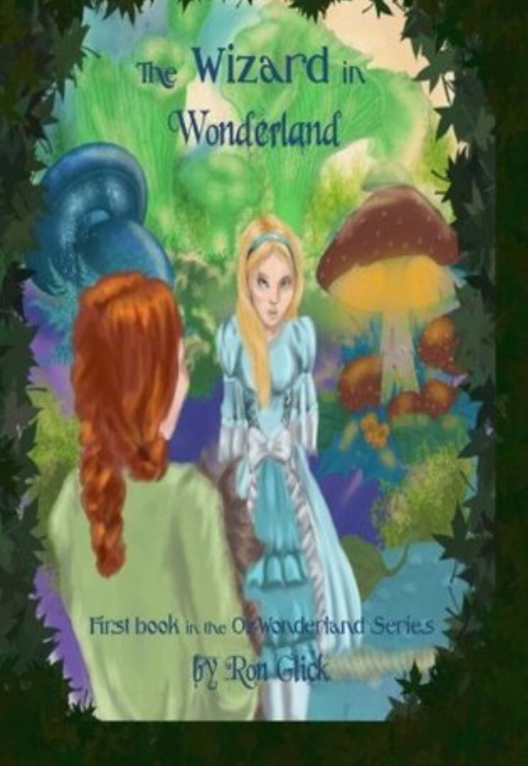 The Wizard in Wonderland, by Ron Glick