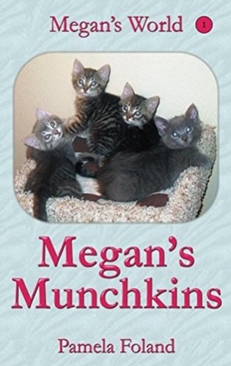 Megan's Munchkins, by PamelaFoland