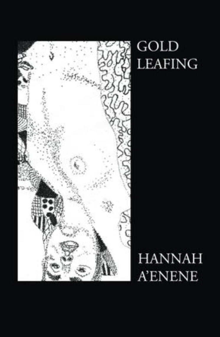 Gold Leafing, by Hannah A'enene