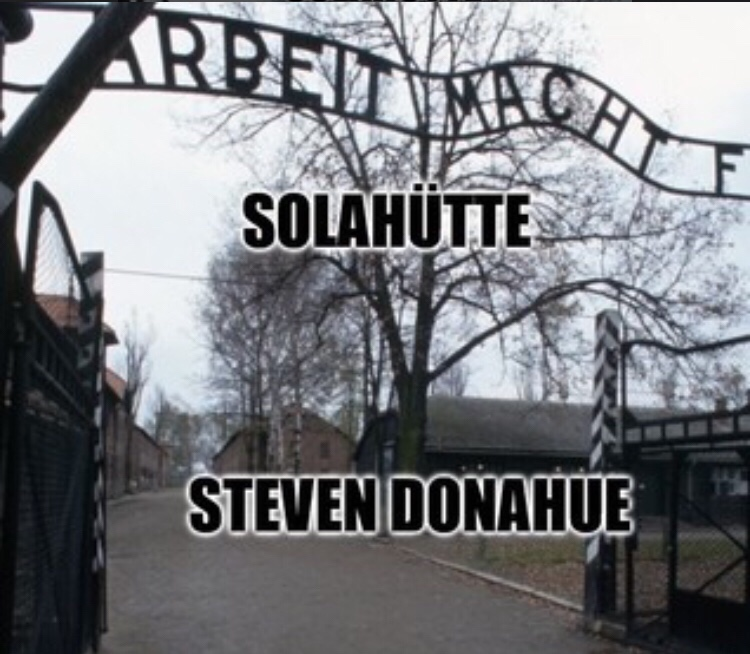 Solahutte, by Steven Donahue