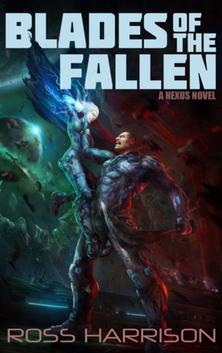 Blades of the Fallen, by Ross Harrison